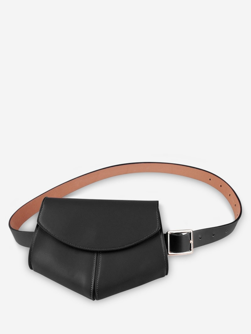 Irregular Shape Belt Bag