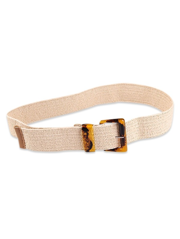 Beach Style Buckle Belt