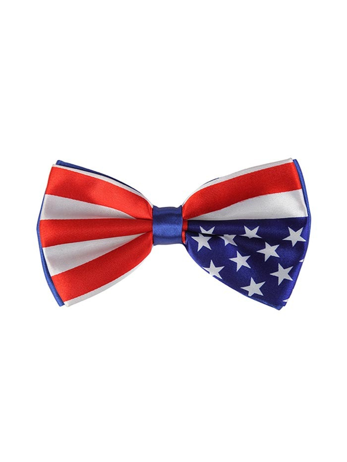 American Flag Pattern Design Suspender