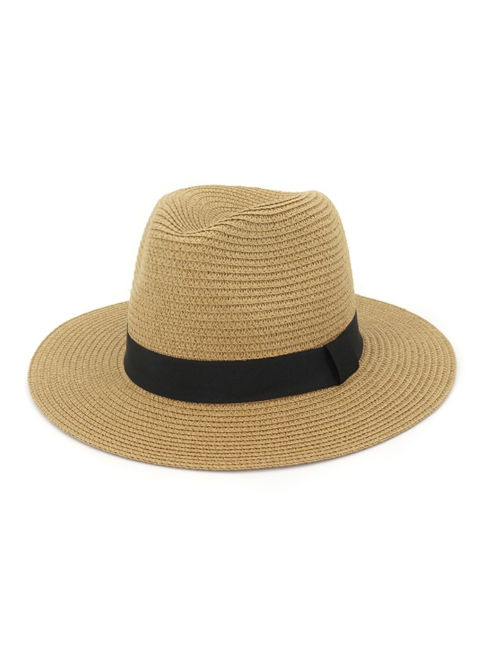 Casual Straw Woven Hat