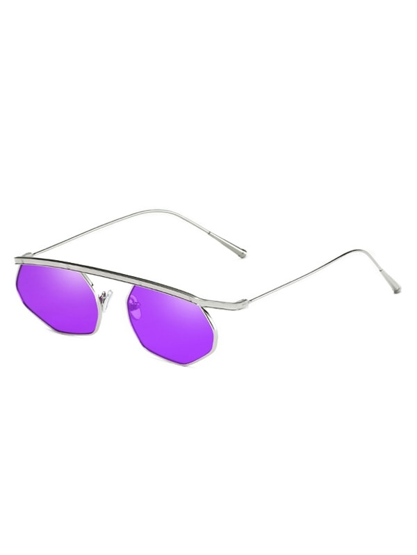 Personalized Irregular Bar Sunglasses